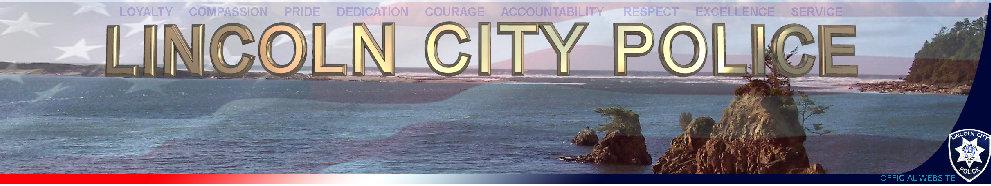 Lincoln City police Logo