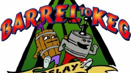 Barrel to Keg Relay Logo