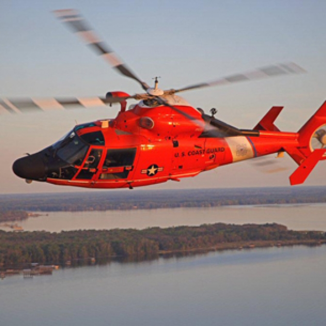 Oregon Tells Congress To Keep The Coast Guard Helicopter