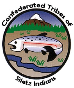 Confederated Tribes of Siletz Indians - Siletz Tribe Logo