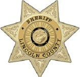 Lincoln County Sheriff's Office LCSO Star Logo Law Enforcement