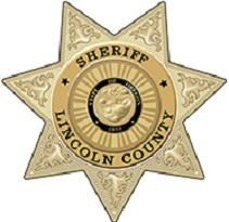 Jun2016 Lincoln County Sheriff's Office LCSO Star Logo Law Enforcement