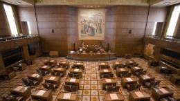 Budget Bills, Minimum Wage, Oregon Senate Chambers Center, Senate Bill 1563, Sewer