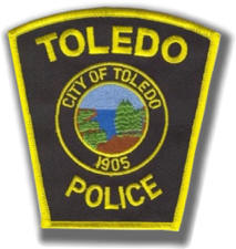 Toledo Police Department Logo