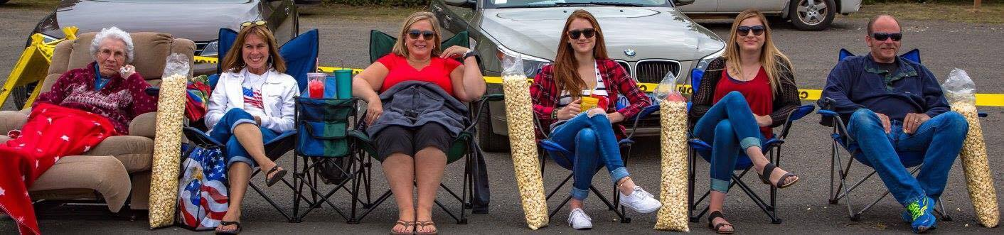 Gleneden Beach Parade 8 Popcorn