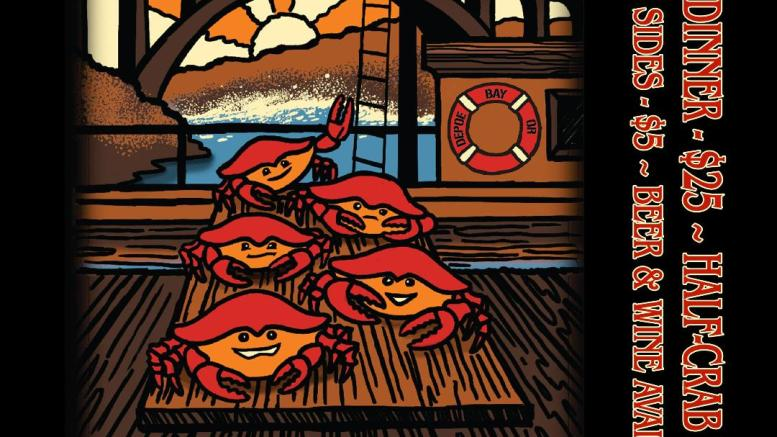 Depoe Bay Readies For Crab Feed And Wooden Boat Show