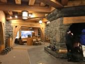 Timberline Lodge Lobby