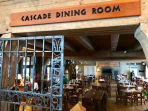 Timberline Lodge-Cascade Dining Room