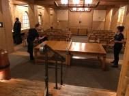 Timberline Loge Game Room
