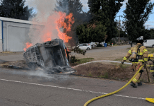 Impairment being investigated in crash on Hwy 99E - Marion County