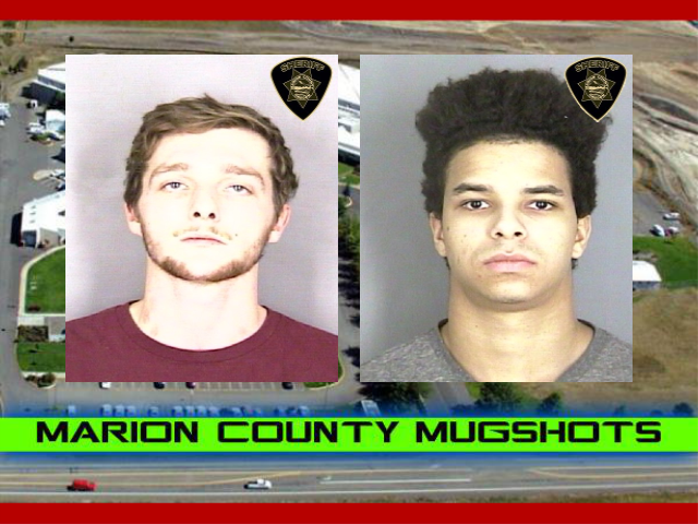 Marion County Mugshots : Nov-20-2018 - Oregon Crime News