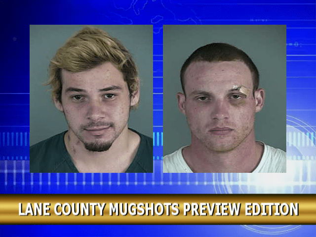 Lane county mugshots