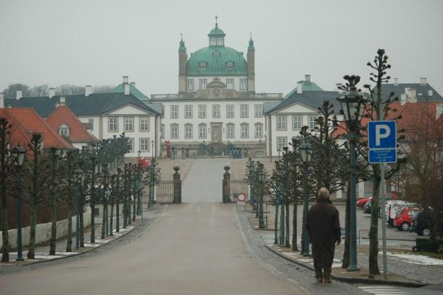 Fredensborg Slot, Denmark