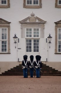 Ubiquitous Danish Royal Guard