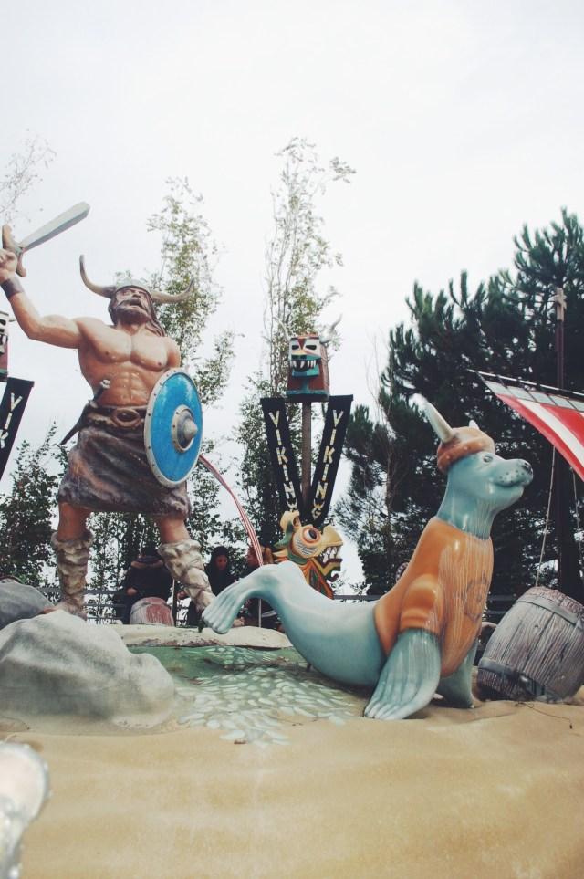 Vikings in Barcelona