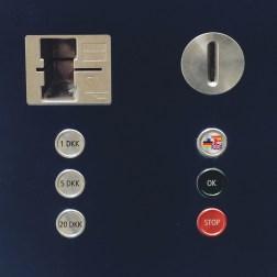 Copenhagen parking meter