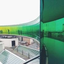 Your Rainbow Panorama - Olafur Eliasson, Aros