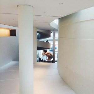 Ron Mueck's Boy - Aros Kunstmuseum
