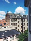 Sommer views from the flat