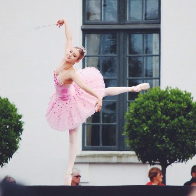 Sugar Plum Fairy Awesomeness