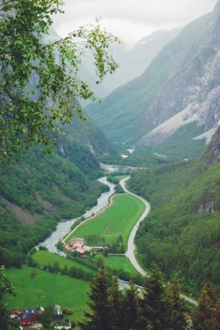 Norway by bus