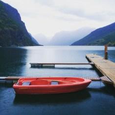 Norsk Fjord in Flåm