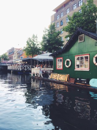 Christianhavn canal