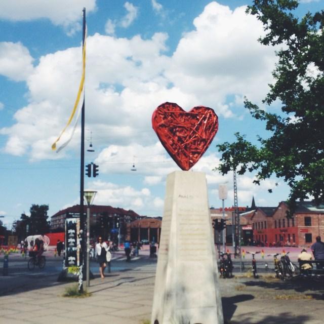 Love from Denmark