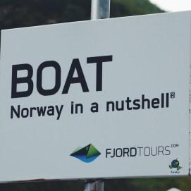 Tomorrow's leg of our Norwegian tour