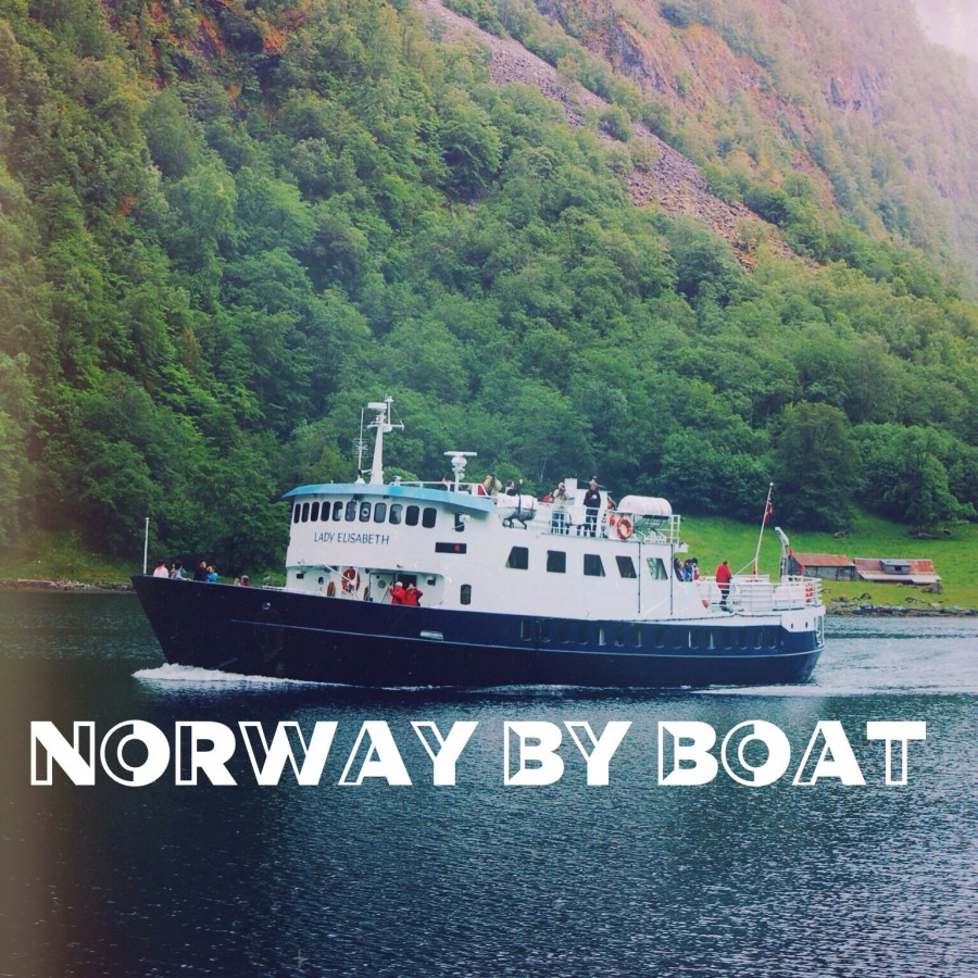 Norway by Boat
