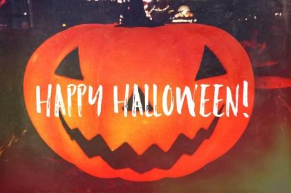 Happy Halloween Tivoli, Copenhagen
