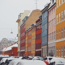 Copenhagen in winter