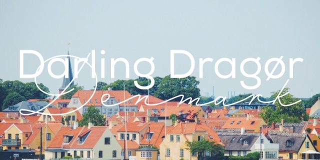 Day out in Dragør Denmark