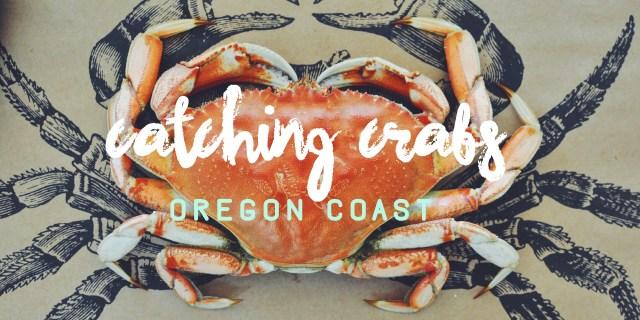 Catching Crabs on the Oregon Coast