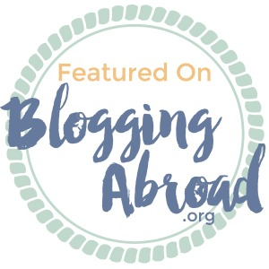Featured On Blogging Abroad