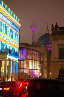 Berlin icons illuminated for Berlin Leuchtet