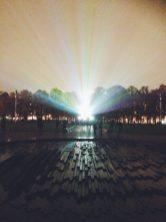 Lights on the Berliner Dom