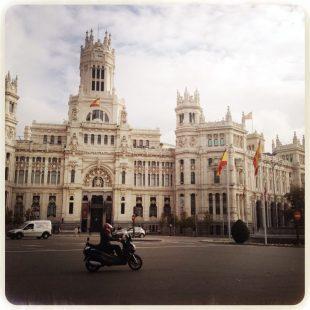 Madrid | Spain via Oregon Girl Around the World