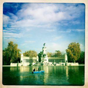Madrid   Spain via Oregon Girl Around the World