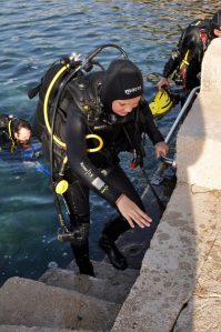 Discover Scuba Diving with Blue Planet Diving Center, Dubrovnik Croatia | Oregon Girl Around the World