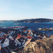 Find your way to Västsverige | Discover West Sweden in Fjällbacka via Oregon Girl Around the World