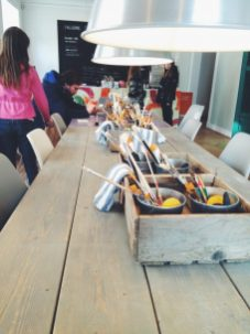 Paint Your Own Pottery   Creative Space Copenhagen Østerbro   by Oregon Girl Around the World