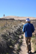 Walking to Rubjerg Knude Fyr Lighthouse   You Need to Know Nordjylland   North Jutland Denmark   Oregon Girl Around the World