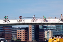Bike across the Bryggebroen | Sustainable Summer Fun in Copenhagen | Oregon Girl Around the World