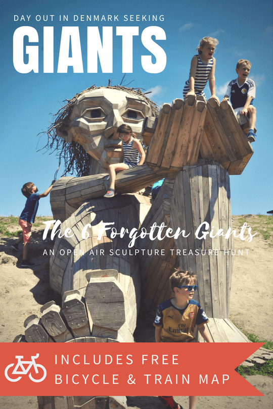 Day out In Denmark Finding Giants | Oregon Girl Around the World