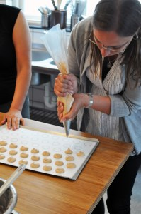Learn to Make French Macarons in Copenhagen | Cooking Class at the Terrible French Pastry School | Oregon Girl Around the World