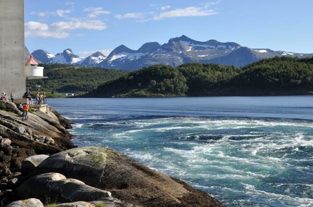 World's Wildest Whirlpools   Saltstraumen near Bodo Norway   Oregon Girl Around the World