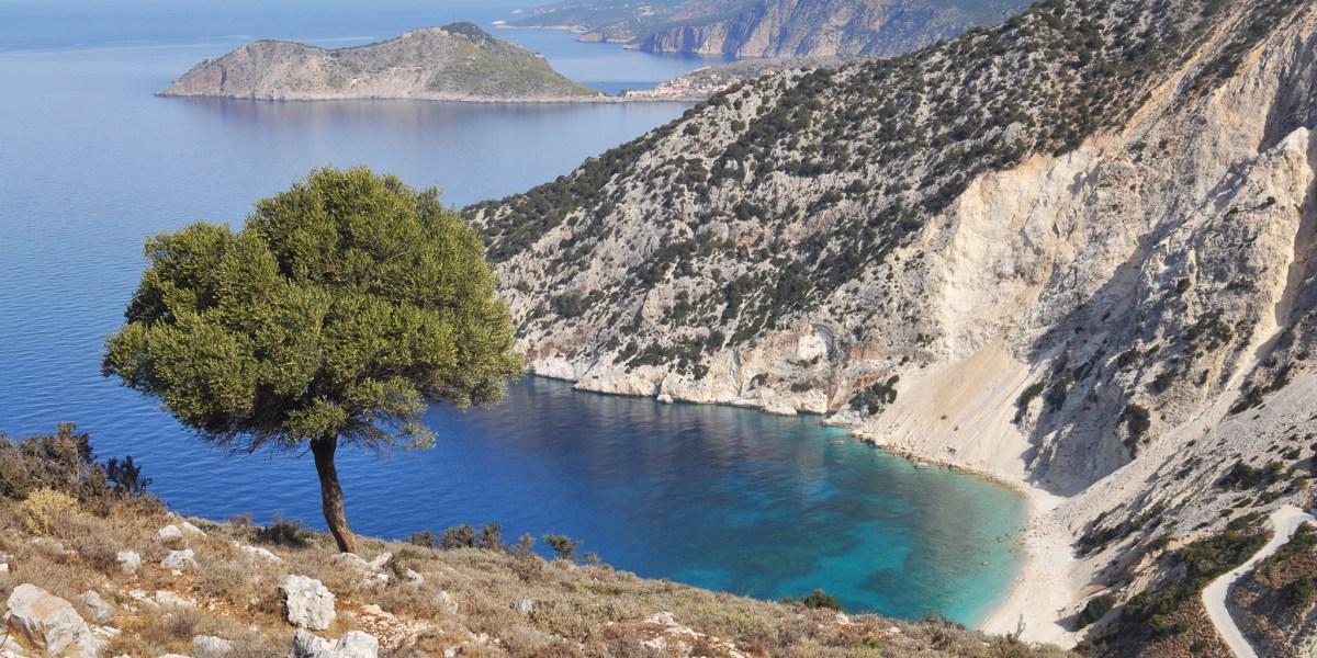 Kick it in Kefalonia | See this Ionian Island Off-Season