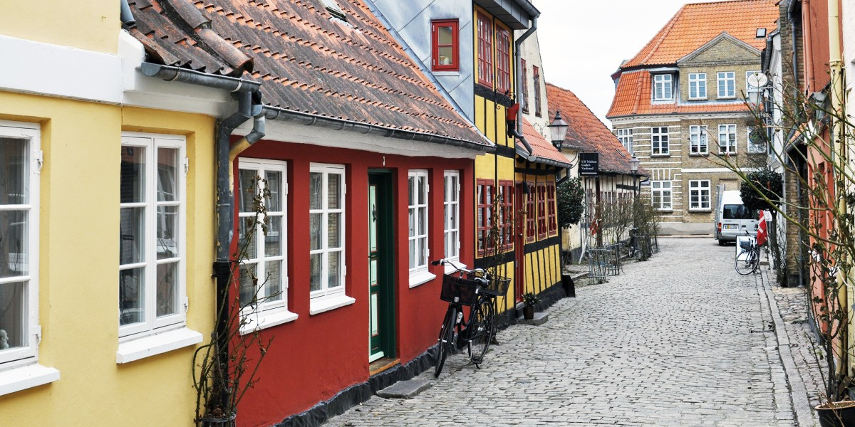 Faaborg Denmark | An Iconic Danish Village on Fyn