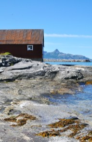 Magical Mjelle Beach | Bodø Northern Norway above the Arctic Circle | #Gemstone #RedSand #Minerals | Oregon Girl Around the World